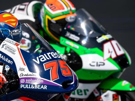 Moto3, Race, myWorld Motorrad Grand Prix von Österreich