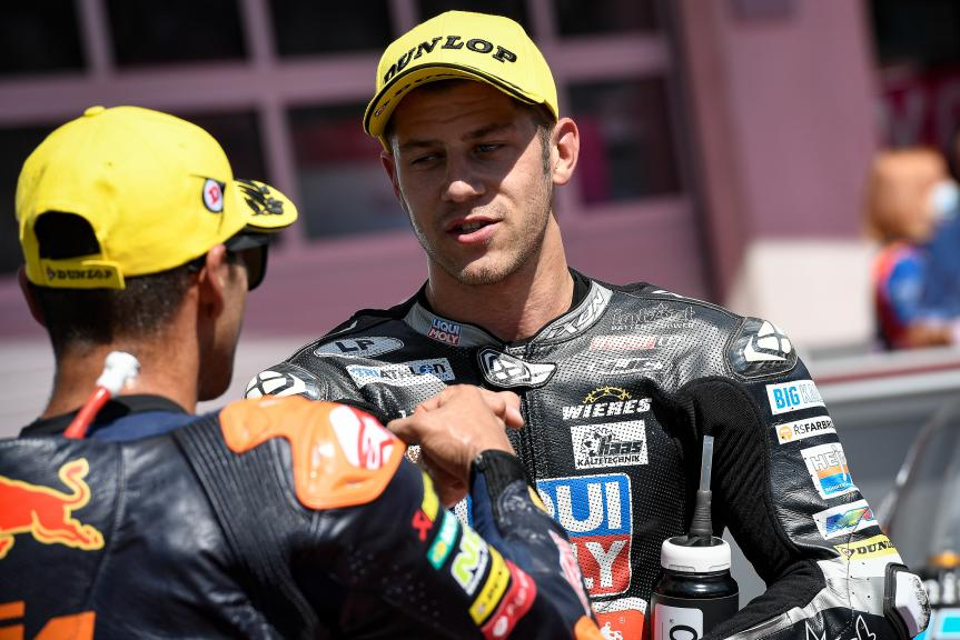 Jorge Martin, Marcel Schrotter, myWorld Motorrad Grand Prix von Österreich
