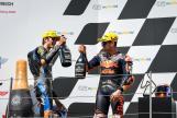 Jorge Martin, Luca Marini, myWorld Motorrad Grand Prix von Österreich