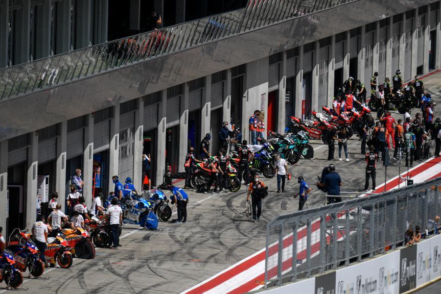 MotoGP™, myWorld Motorrad Grand Prix von Österreich