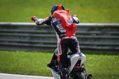 Moto3™ : Super Arenas triomphe en Autriche !