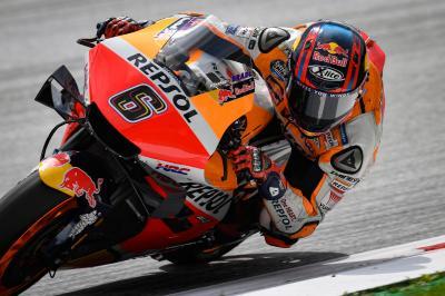 Bradl sostituisce Marc Marquez anche al GP di Styria