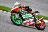 Davide Pizzoli, BOE Skull Rider Facile.Energy, myWorld Motorrad Grand Prix von Österreich