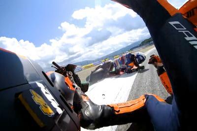 I commissari FIM richiamano alcuni piloti del MotoGP™