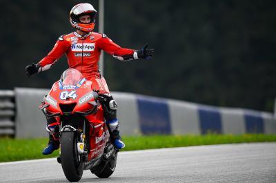 Ducati calienta el Mundial al rojo vivo