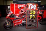Andrea Dovizioso, Ducati Team, 50 P1