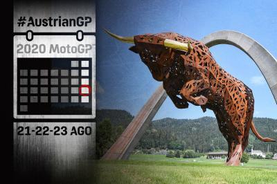 Horarios y dónde ver el Gran Premio BMW M de Estiria