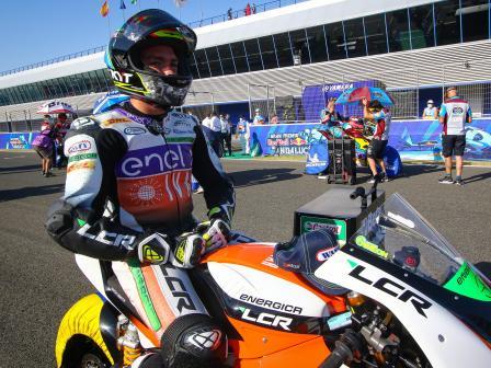 Xavier Simeon, LCR E-Team