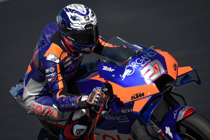 Iker Lecuona, Red Bull KTM Tech 3, BMW M Grand Prix of Styria