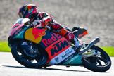 Kaito Toba, Red Bull KTM Ajo, BMW M Grand Prix of Styria