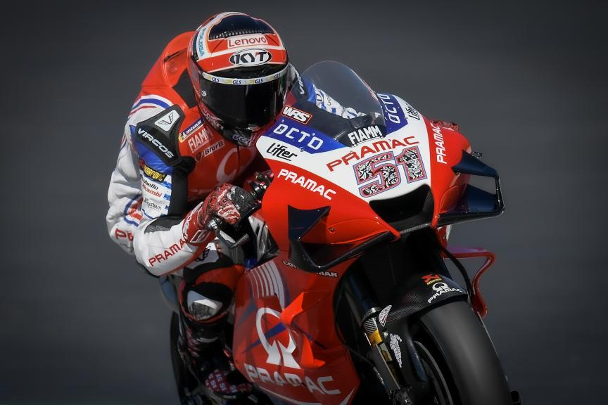 Michel Pirro, Pramac Racing, BMW M Grand Prix of Styria