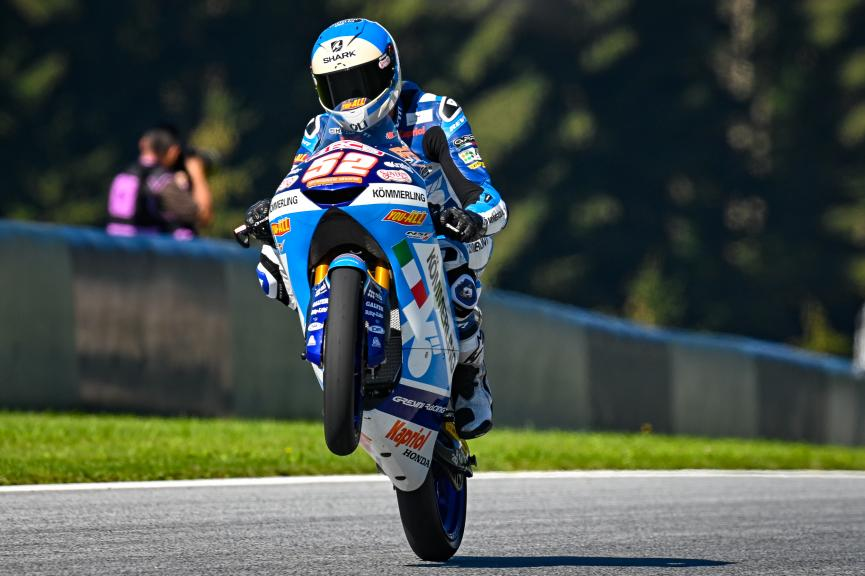 Jeremy Alcoba, Kőmmerling Gresini Moto3, BMW M Grand Prix of Styria