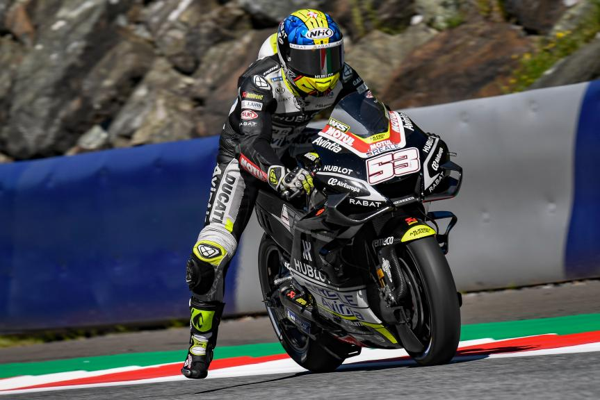 Tito Rabat, Reale Avintia Racing, BMW M Grand Prix of Styria