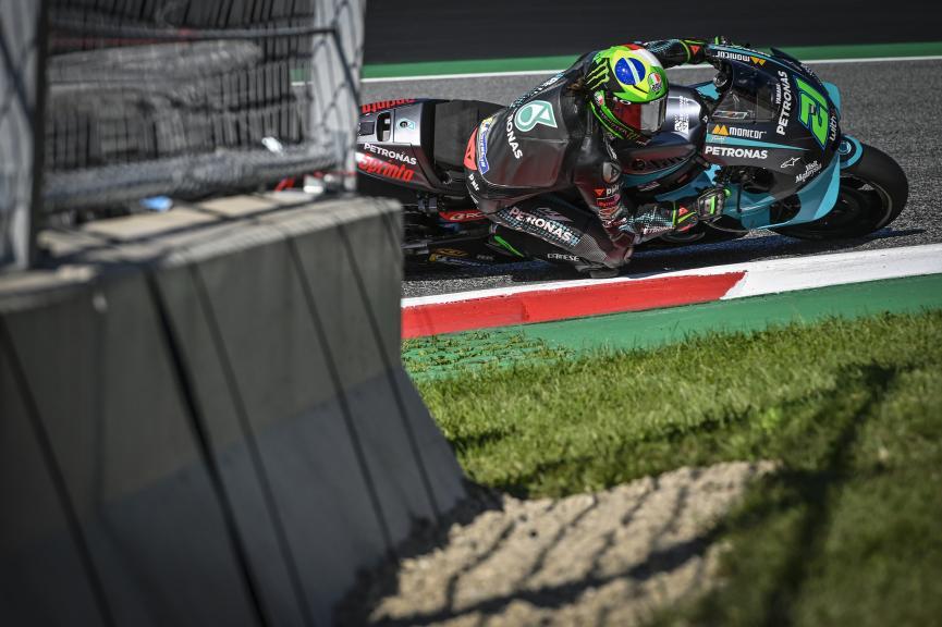 Franco Morbidelli, Petronas Yamaha SRT, BMW M Grand Prix of Styria