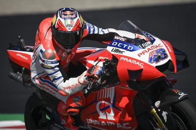 Ducati e Miller puntano in alto al Red Bull Ring