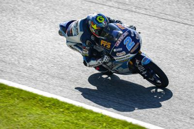 Rodrigo steals late Moto3™ pole after Masia Q1 drama