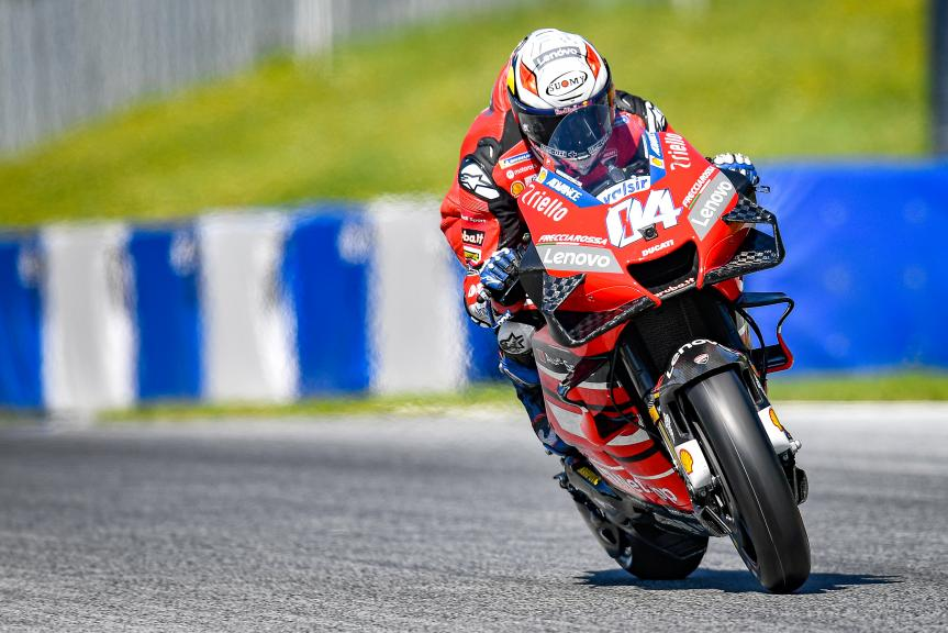 Andrea Dovizioso, Ducati Team, BMW M Grand Prix of Styria
