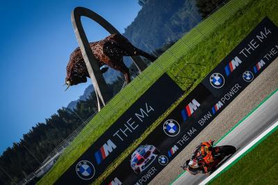 Pol in pole sulla pista di casa per KTM