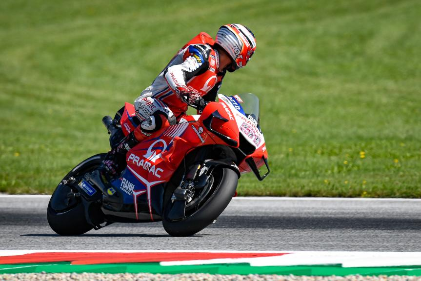Michel Pirro, Pramac Racing, BMW M Grand Prix of Styria