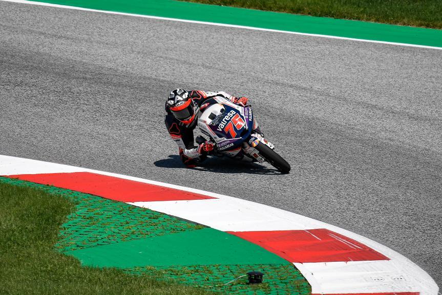 Albert Arenas, Aspar Team, BMW M Grand Prix of Styria