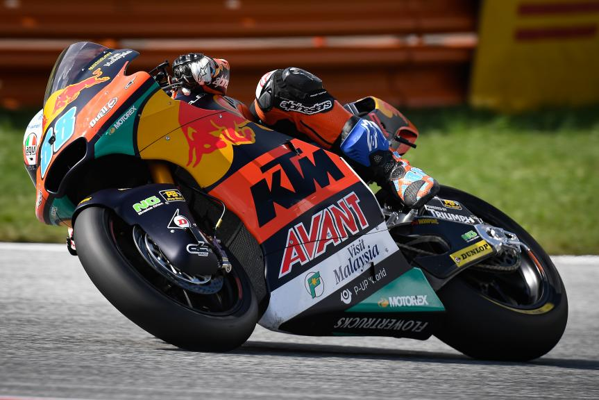 Jorge Martin, Red Bull KTM AJO, BMW M Grand Prix of Styria