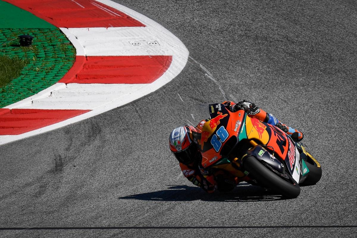 Martin Leads Moto2 Field Ahead Of Qualifying Motogp