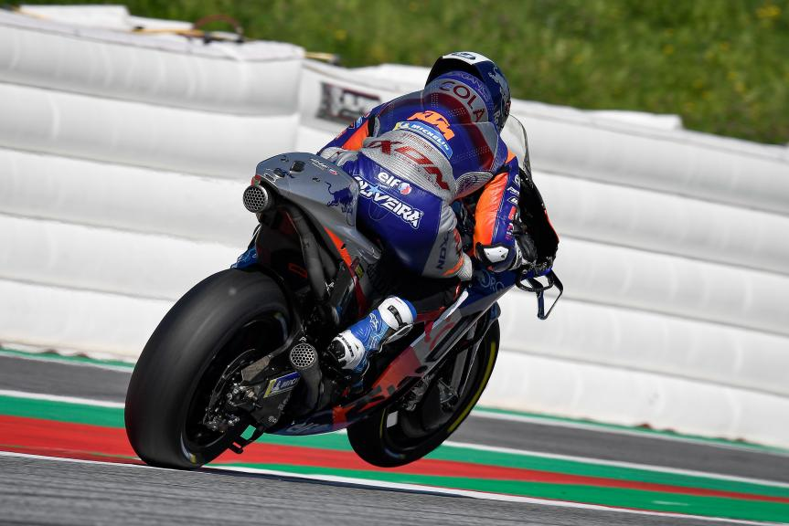 Miguel Oliveira, Red Bull KTM Tech 3, BMW M Grand Prix of Styria