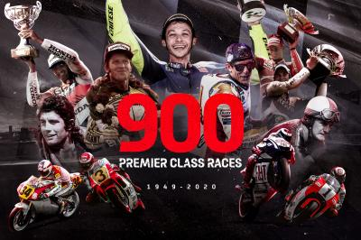 Celebrating 900 premier class races