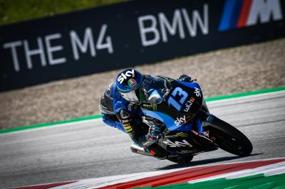 Vietti stays fastest as Arbolino has new lap record scrapped