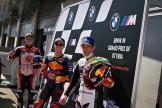 Pol Espargaro, Takaaki Nakagami, Johann Zarco, BMW M Grand Prix of Styria
