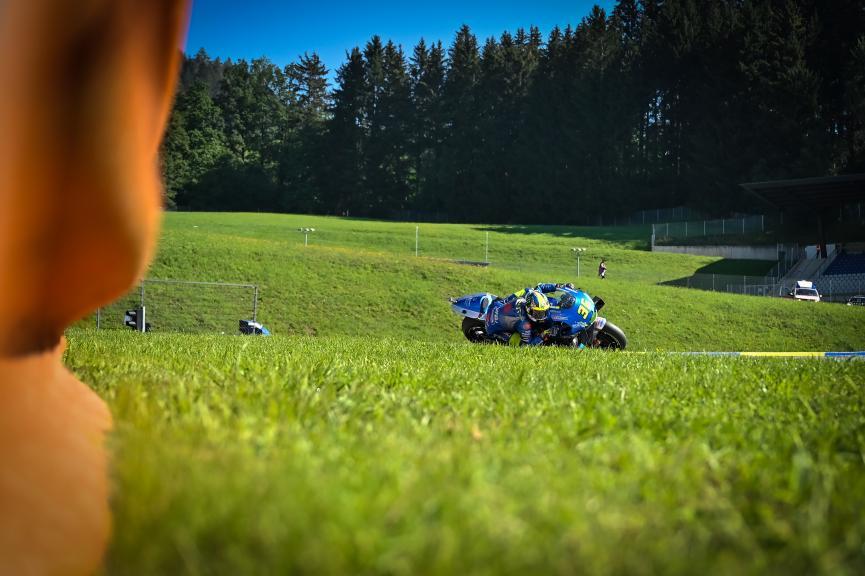 Joan Mir, Team Suzuki Ecstar, BMW M Grand Prix of Styria