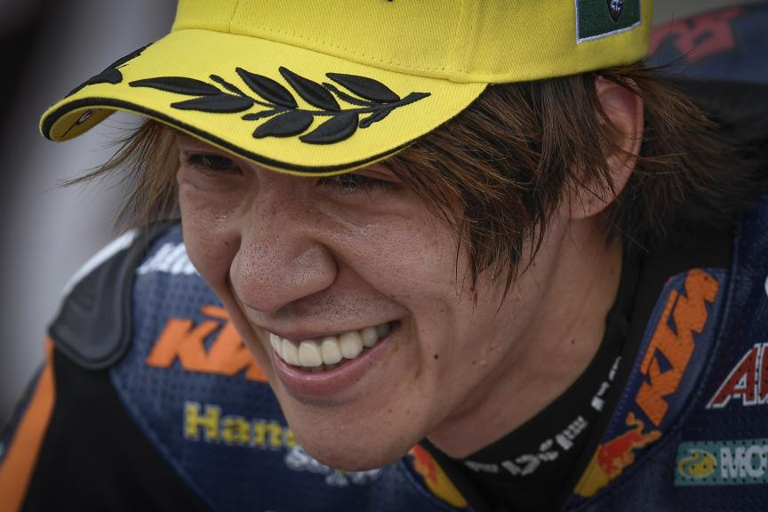 Tetsuta Nagashima, Red Bull KTM AJO, BMW M Grand Prix of Styria