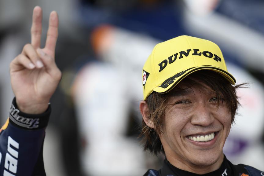 Tetsuta Nagashima, Red Bull KTM AJO, BMW M Grand Prix of Styria
