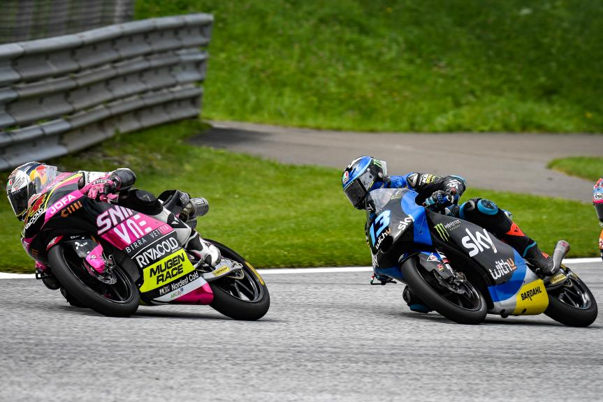 Celestino Vietti, SKY Racing Team Vr46, BMW M Grand Prix of Styria