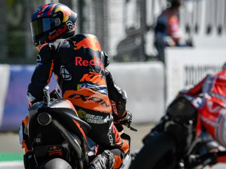 MotoGP, Free Practice, BMW M Grand Prix of Styria
