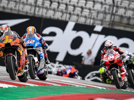 MotoGP, Race, BMW M Grand Prix of Styria