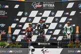 Marco Bezzecchi, Jorge Martin, Remy Gardner, BMW M Grand Prix of Styria