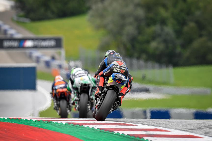 Marco Bezzecchi, SKY Racing Team Vr46, BMW M Grand Prix of Styria