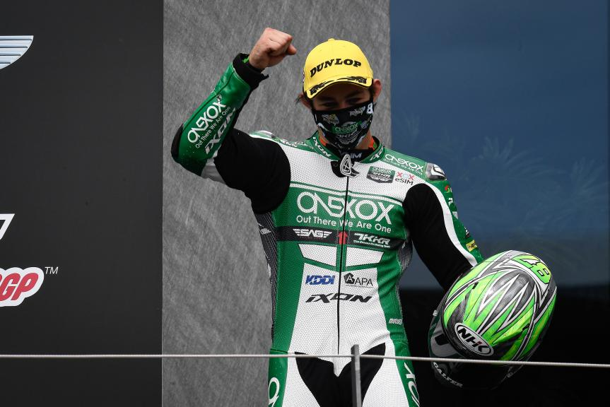 Remy Gardner, Onexox TKKR Sag Team, BMW M Grand Prix of Styria