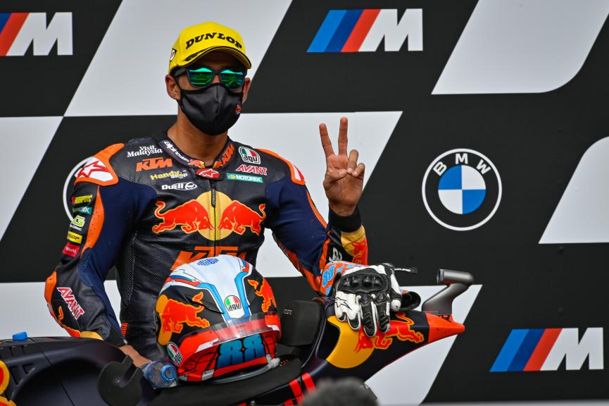 Jorge Martin, Red Bull KTM AJO, BMW M Grand Prix of Styria