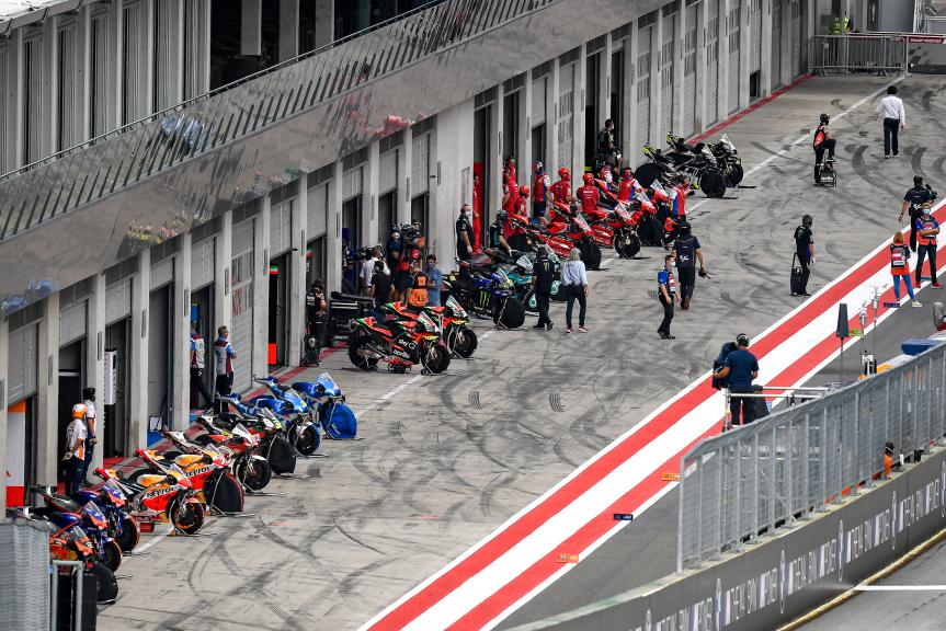 MotoGP™, BMW M Grand Prix of Styria