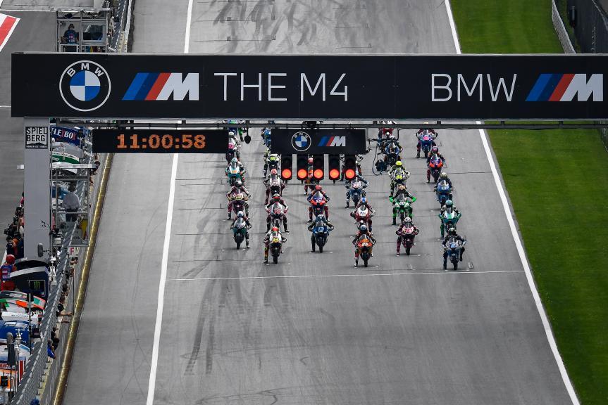 Moto3, BMW M Grand Prix of Styria