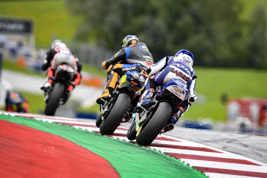Moto2, BMW M Grand Prix of Styria