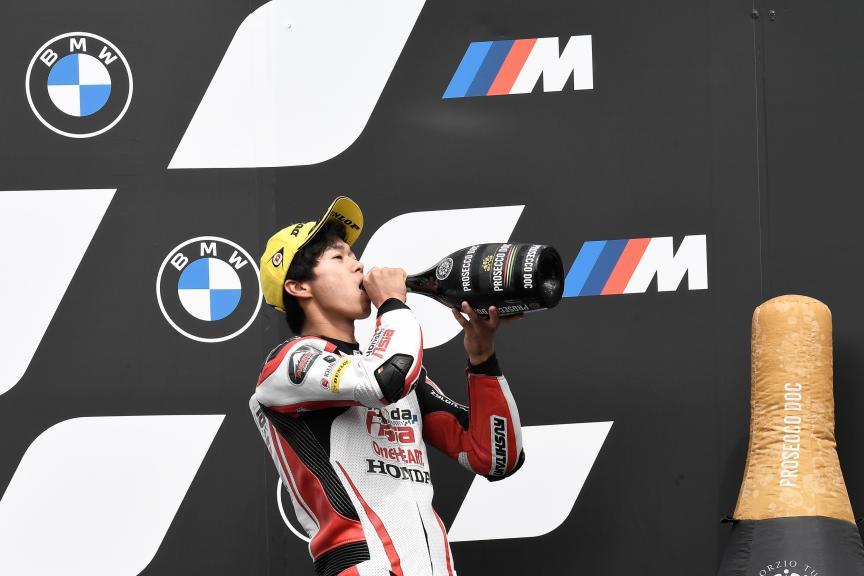 Ai Ogura, Honda Team Asia, BMW M Grand Prix of Styria
