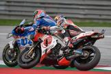 Takaaki Nakagami, Alex Rins, BMW M Grand Prix of Styria