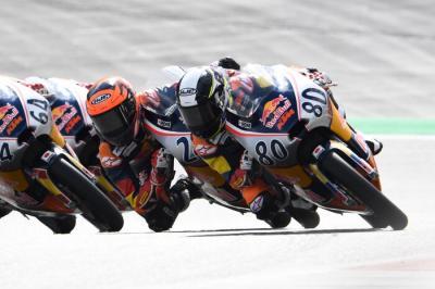 Red Bull MotoGP Rookies Cup : Course 4 en Styrie