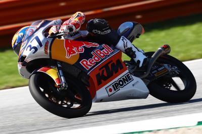 Red Bull Rookies Cup : Acosta inarrêtable en Autriche !