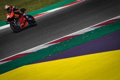 Ducati, KTM e Aprilia scaldano i motori a Misano