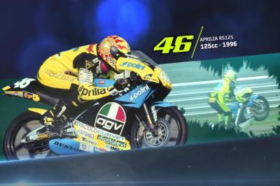 An diesem Tag: Rossis erster Weltmeistertitel