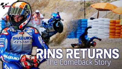 Rins Returns: The comeback story
